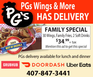 PGs wings