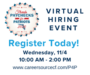 Virtual Hiring Event
