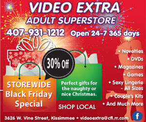 Video Extra black friday