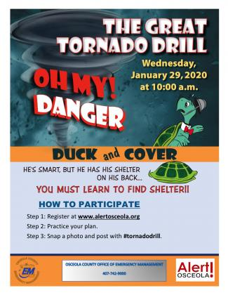 The Great Tornado Drill