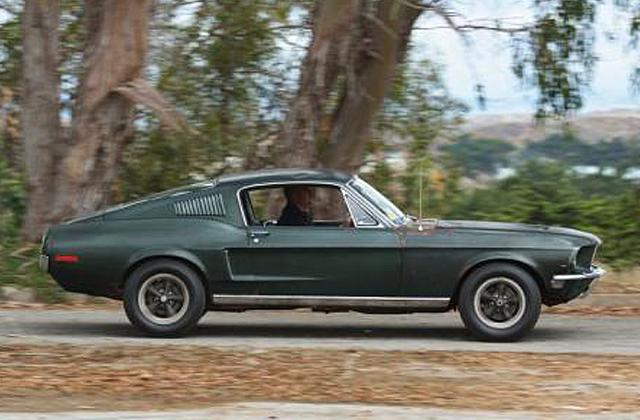 The Bullitt Mustang sold for $3.74 million at the Mecum Auction at Osceola Heritage Park in January.