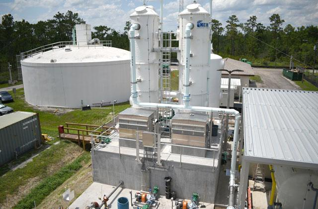 Harmony Water Treatment Plant