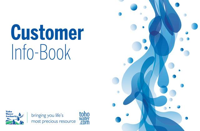 Customer Info Book