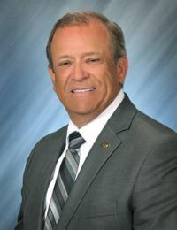 St. Cloud Mayor Nathan Blackwell