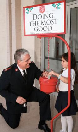 PHOTO/SALVATION ARMY