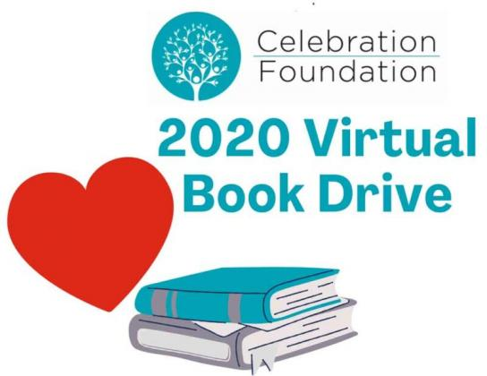 The Celebration Foundation kicked off Literacy Week on Monday with its first-ever virtual book drive.