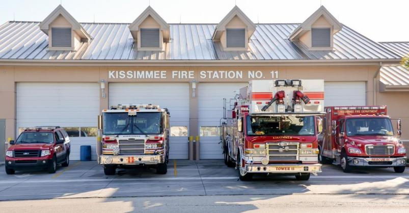 Kissimmee Fire Department station 11