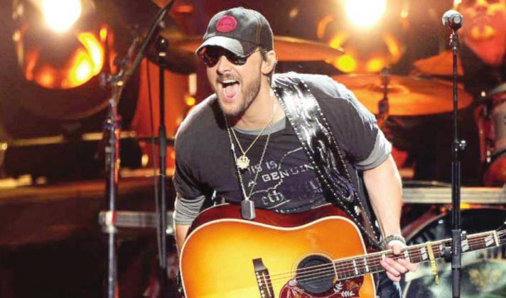 Eric Church will be one of the headliner's when Country Thunder returns to Kissimmee Sept. 10-12. PHOTO/12THSTREETBEAT